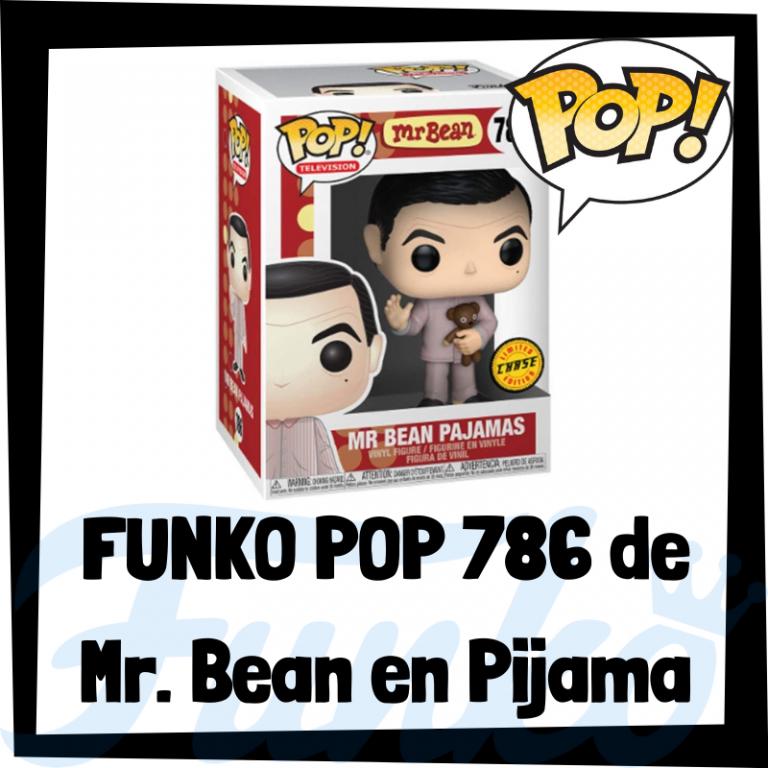 Lee más sobre el artículo FUNKO POP Chase de Mr. Bean en Pijama