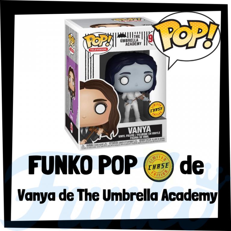 Lee más sobre el artículo FUNKO POP Chase de Vanya de The Umbrella Academy