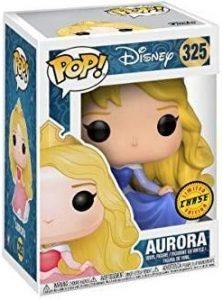Figura FUNKO POP Chase de Aurora de la Bella Durmiente 325 - FUNKO POP Chase exclusivos - FUNKO POP únicos difíciles de conseguir