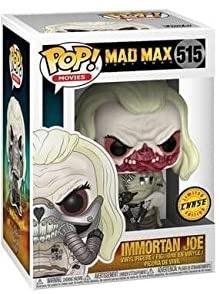 Figura FUNKO POP Chase de Inmortan Joe 515 de Mad Max - FUNKO POP Chase exclusivos - FUNKO POP únicos difíciles de conseguir