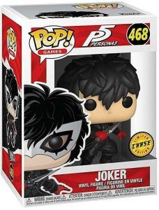 Figura FUNKO POP Chase de Joker de Persona 5 - FUNKO POP Chase exclusivos - FUNKO POP únicos difíciles de conseguir