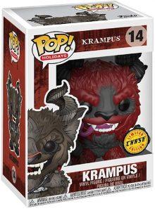 Figura FUNKO POP Chase de Krampus 14 - FUNKO POP Chase exclusivos - FUNKO POP únicos difíciles de conseguir