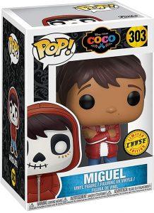 Figura FUNKO POP Chase de Miguel de Coco - FUNKO POP Chase exclusivos - FUNKO POP únicos difíciles de conseguir
