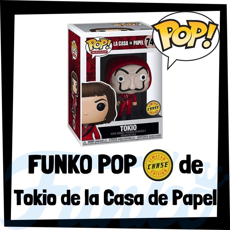 FUNKO POP Chase de Tokio de la Casa de Papel