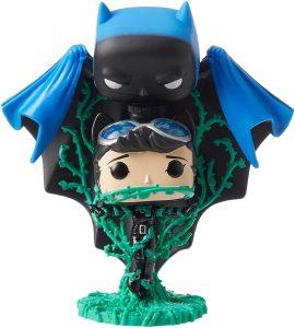 Figura FUNKO POP Moment - FUNKO POP Momentos de DC - FUNKO POP de Batman y Catwoman - FUNKO POP Moment exclusivos