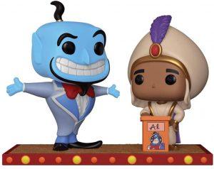 Figura FUNKO POP Moment - FUNKO POP Momentos de Disney - FUNKO POP de Disney de Aladdin y el Genio - FUNKO POP Moment exclusivos