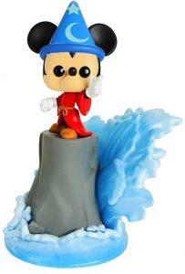 Figura FUNKO POP Moment - FUNKO POP Momentos de Disney - FUNKO POP de Disney el Aprendiz de Mago 481 - FUNKO POP Moment exclusivos