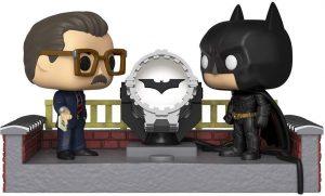 Figura FUNKO POP Moment - FUNKO POP Momentos de películas - FUNKO POP de Batman y el Detective Gordon DC - FUNKO POP Moment exclusivos