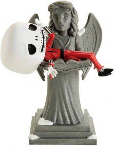 Figura FUNKO POP Moment - FUNKO POP Momentos de películas - FUNKO POP de Jack en la Estatua de Pesadilla antes de Navidad 9705 - FUNKO POP Moment exclusivos