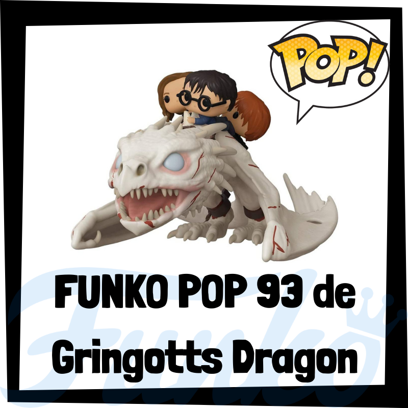 FUNKO POP de Dragon Gringotts 93