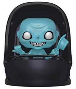 Figura FUNKO POP Rides de Ezra en Buggy de la Mansión Encantada - FUNKO POP Rides exclusivos - FUNKO POP con vehículos