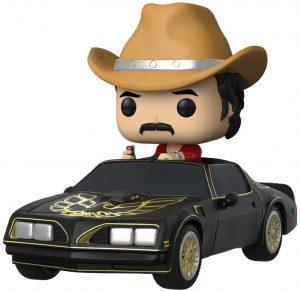 Figura FUNKO POP Rides de Smokey en The Bandit - FUNKO POP Rides exclusivos - FUNKO POP con vehículos