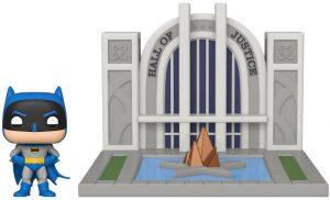 Figura FUNKO POP Town de Batman y el Salón de la Justicia 09 - FUNKO POP Town exclusivos - FUNKO POP con casas y edificios
