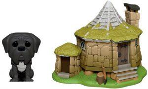 Figura FUNKO POP Town de Fang y la Cabaña de Hagrid 08 - FUNKO POP Town exclusivos - FUNKO POP con casas y edificios