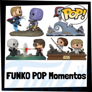 Figuras FUNKO POP de Momentos - Los mejores FUNKO POP Moments - Funko POP exclusivos