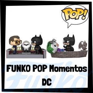 Figuras FUNKO POP de Momentos de DC - Los mejores FUNKO POP de momentos de DC - Moments DC - Funko POP de películas