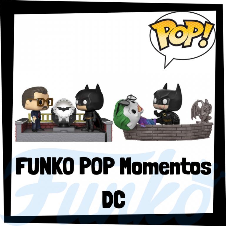 Lee más sobre el artículo FUNKO POP Momentos de DC
