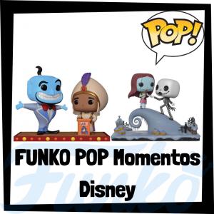 Figuras FUNKO POP de Momentos de Disney - Los mejores FUNKO POP de momentos de Disney - Moments Disney - Funko POP de películas