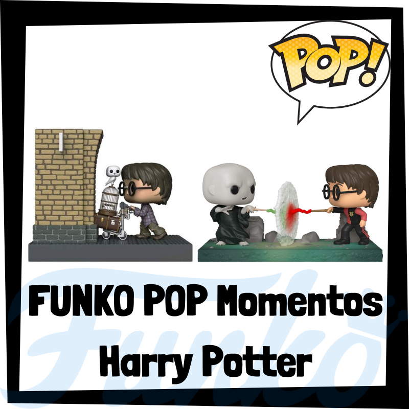 FUNKO POP Momentos de Harry Potter