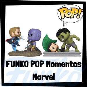 Figuras FUNKO POP de Momentos de Marvel - Los mejores FUNKO POP de momentos de Marvel - Moments Marvel - Funko POP de películas