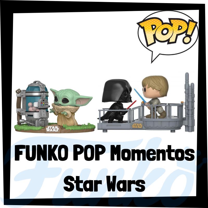 FUNKO POP Momentos de Star Wars