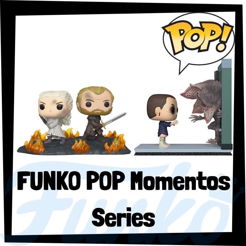FUNKO POP Momentos de series de televisión