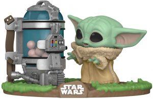 Funko POP de Baby Yoda con los huevos - Los mejores FUNKO POP de Baby Yoda - The Child de The Mandalorian - Los mejores FUNKO POP de personajes de Star Wars