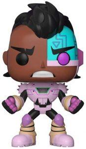 Funko POP de Cyborg Teen Titans GO - Los mejores FUNKO POP de Cyborg - Los mejores FUNKO POP de DC