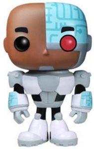 Funko POP de Cyborg Teen Titans - Los mejores FUNKO POP de Cyborg - Los mejores FUNKO POP de DC
