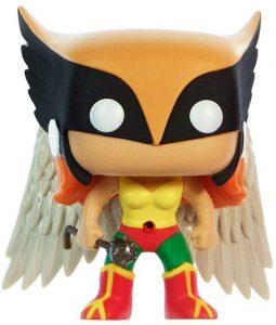 Funko POP de Hawkgirl clásica - Los mejores FUNKO POP de Hawkgirl de DC - Los mejores FUNKO POP de DC