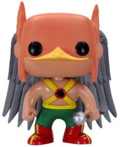 Funko POP de Hawkman clásico - Los mejores FUNKO POP de Hawkman de DC - Los mejores FUNKO POP de DC