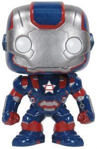 Funko POP de Iron Patriot - Los mejores FUNKO POP de Iron man - Los mejores FUNKO POP de Marvel