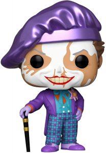 Funko POP de Joker 1989 Chase - Los mejores FUNKO POP de villanos de Batman de DC - Los mejores FUNKO POP de Joker de DC