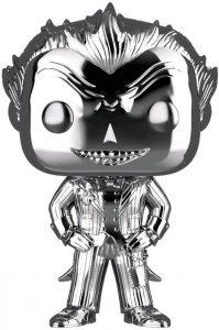 Funko POP de Joker Arkham Cromado - Los mejores FUNKO POP de villanos de Batman de DC - Los mejores FUNKO POP de Joker de DC