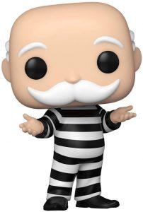 Funko POP de Mr. Monopoly en la Cárcel - Los mejores FUNKO POP del Monopoly - Los mejores FUNKO POP de marcas comerciales