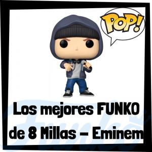 Los mejores FUNKO POP de 8 Millas - Eminem - FUNKO POP de películas