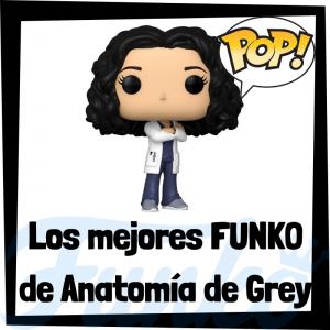 Los mejores FUNKO POP de Anatomía de Grey - Los mejores FUNKO POP de personajes de Grey's Anatomy - Funko POP de series de televisión