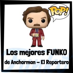 Los mejores FUNKO POP de Anchorman - FUNKO POP del Reportero - FUNKO POP de películas