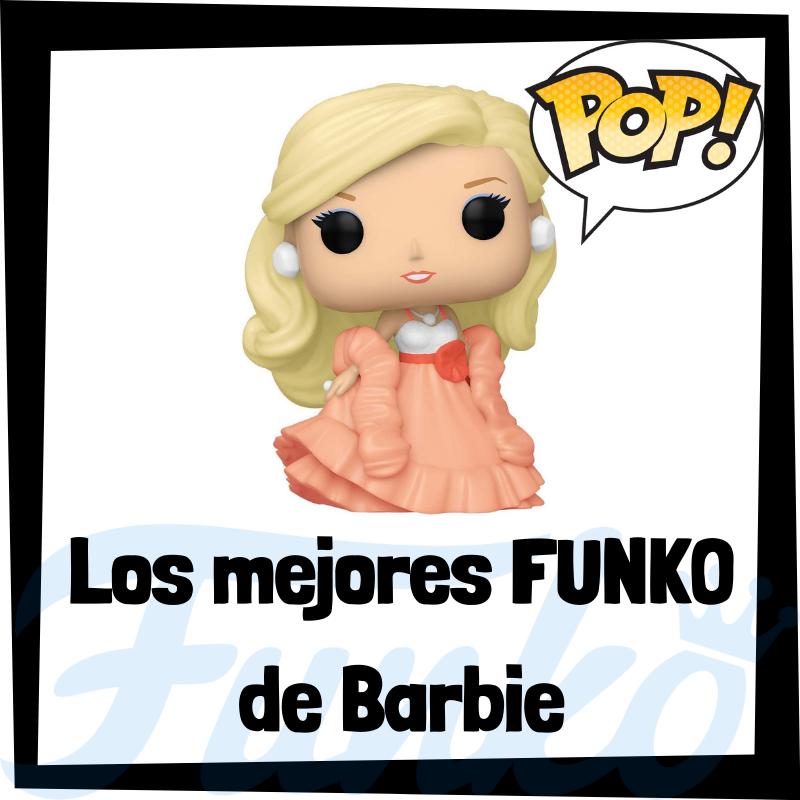 Los mejores FUNKO POP de Barbie