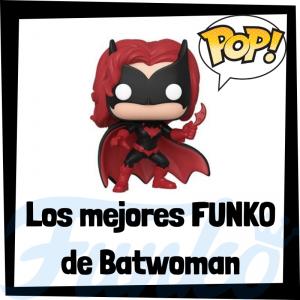 Los mejores FUNKO POP de Batwoman - Funko POP de la Liga de la Justicia - Funko POP de personajes de DC - Aliados de Batman
