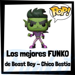 Los mejores FUNKO POP de Beast Boy - Chico Bestia - Funko POP de personajes de DC - Funko POP del personajes de Beast Boy de DC