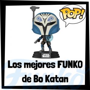Los mejores FUNKO POP de Bo Katan de Star Wars - Los mejores FUNKO POP del personaje de Bo Katan de Clone Wars - Funko POP de Star Wars