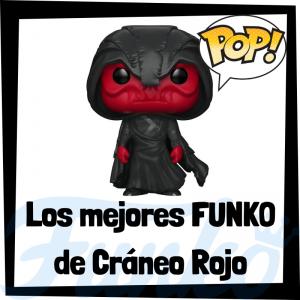 Los mejores FUNKO POP de Cráneo Rojo - Los mejores FUNKO POP de Red Skull - Funko POP de los Vengadores - Funko POP de personajes de Marvel