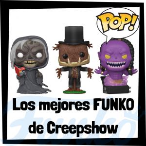 Los mejores FUNKO POP de Creepshow - Los mejores FUNKO POP de personajes de Creepshow - Funko POP de series de televisión