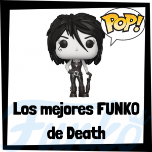 Los mejores FUNKO POP de Death de The Sandman - Funko POP de Muerte - Funko POP de personajes de DC