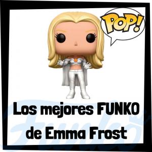 Los mejores FUNKO POP de Emma Frost - Los mejores FUNKO POP de Emma Frost los X-Men - Funko de los personajes de los X-Men