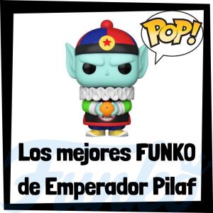 Los mejores FUNKO POP de Emperador Pilaf de Dragon Ball Z - Los mejores FUNKO POP del personaje de Pilaf en Dragon Ball Z - Funko POP de animes y mangas