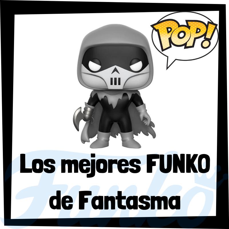 Los mejores FUNKO POP de Fantasma