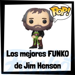 Los mejores FUNKO POP de Jim Henson - Los mejores FUNKO POP de personajes históricos - Los mejores FUNKO POP de la Historia