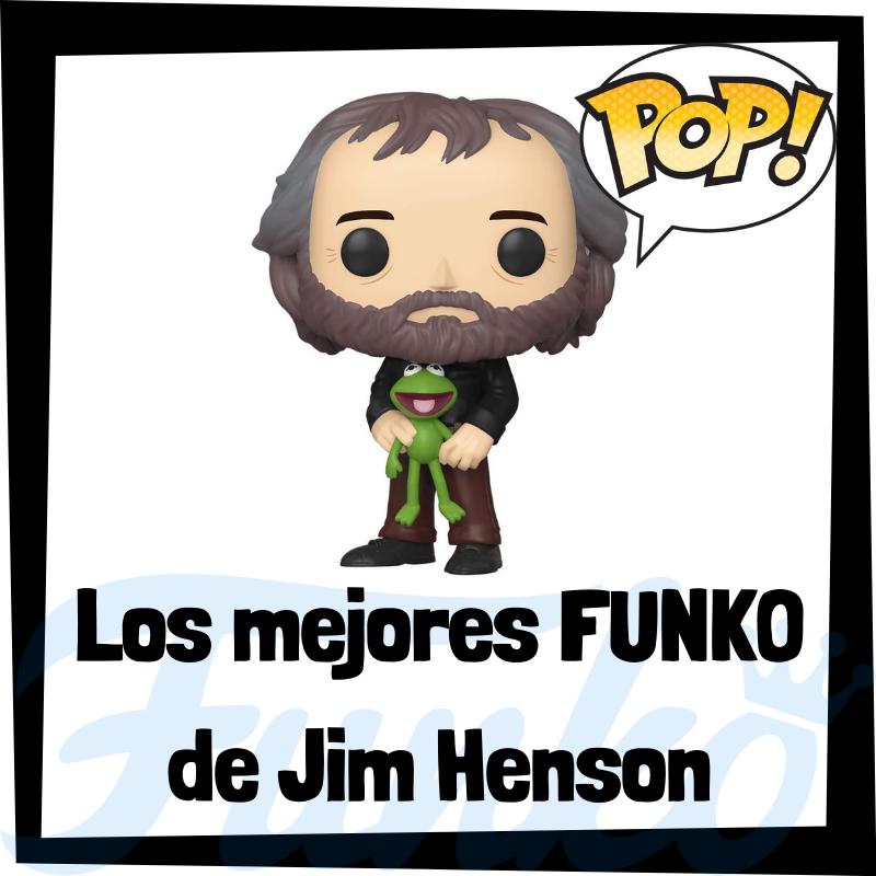 Los mejores FUNKO POP de Jim Henson